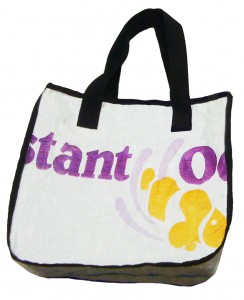 Banner Curved Tote
