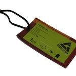 Banner Luggage Tag- Picture 2