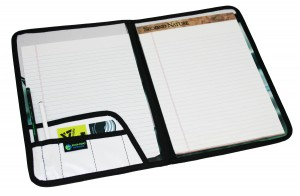 Banner Notepad Cover- Large- Picture 2