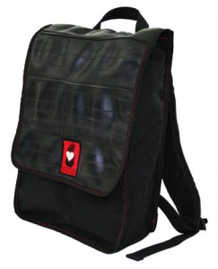 Bike Tube Basic Backpack- Small