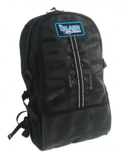 Bike Tube Deluxe Backpack- Large