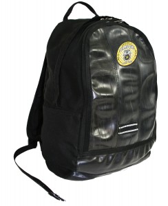 Bike Tube Deluxe Backpack- Medium
