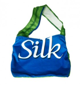 Soft Banner Sling Tote