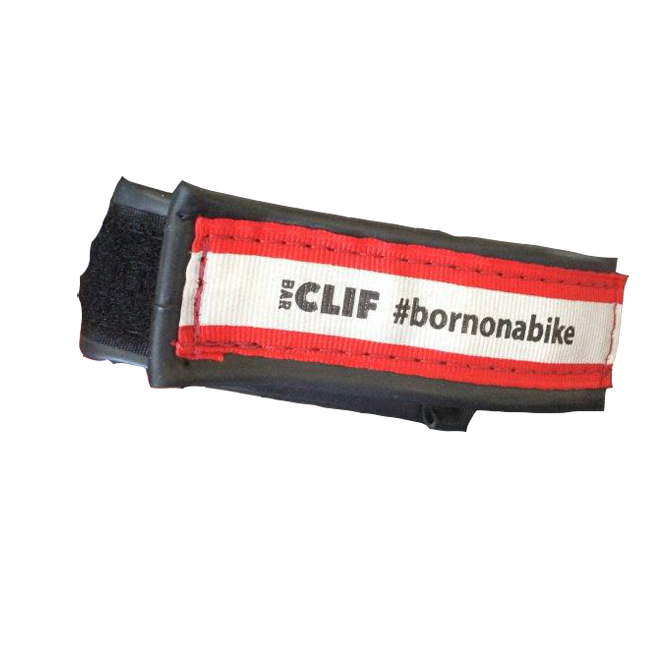 5b423b7130a1 Strap to attach Clif Bars to your Bike