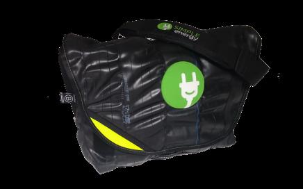 Simple Energy Messenger Bag