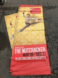 (4) Nutcracker Yellow
