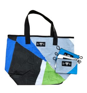 Tote and Zip Pouches