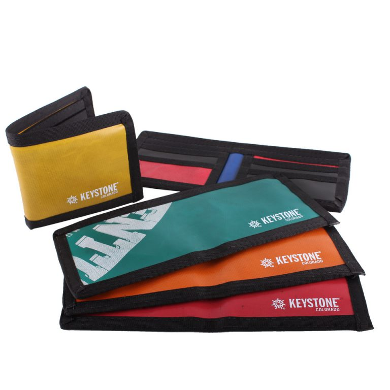 Keystone Sledding tube wallet